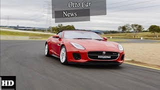 HOT NEWS  !!! 2018 Jaguar F type Engine Overview