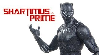 Marvel Select Black Panther Movie Diamond Select Toys 7 Inch MCU Action Figure Toy Review