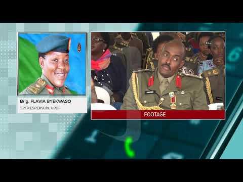 Download Politics eating up the Army----Muntu