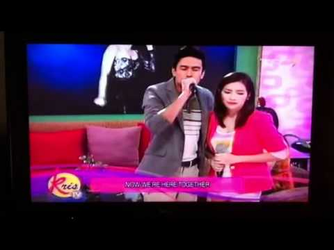 Angeline Quinto-Christian Bautista March 14  2012
