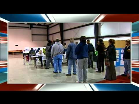 Vote 2010 ABC World News Now election open (720p)
