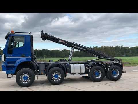Used heavy machinery Iveco Trakker 450 Камион