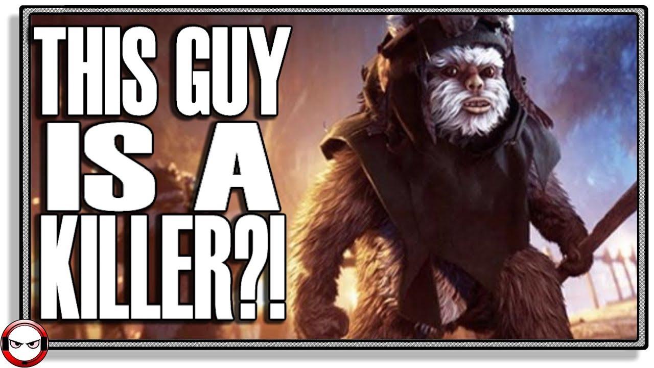 Star Wars Battlefront 2 Ewok Hunt Ewoks Are Scary Youtube