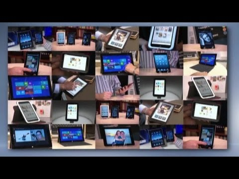 Consumer Reports Tests Best Tablets