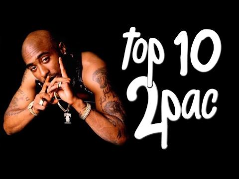 10 mejores temas 2PAC