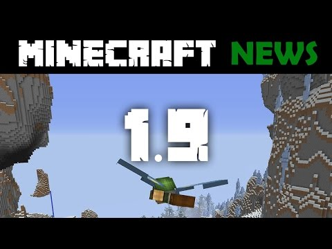 What's New in Minecraft 1.9?