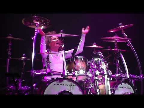 Whitesnake 6/16/18: 6 - Crying in the Rain / Drum Solo Tommy Aldridge - Saratoga Springs,NY