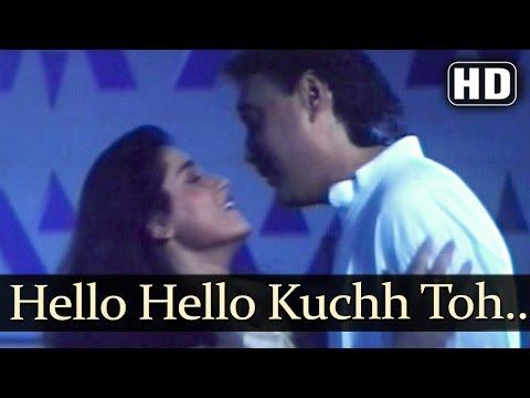 Hello Hello Kuchh to Bolo - Antim Nyay (1993) - Jackie Shroff - Neelam Kothari - Preeti Uttam