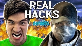 REAL WATCH DOGS HACKS! (Con Rob Dyrdek)