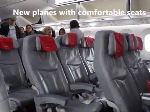 What's it like to fly Norwegian Air?