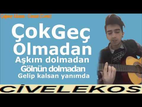 Çağatay Akman CENNET Şarkı Sözleriyle birlikte (lyris)