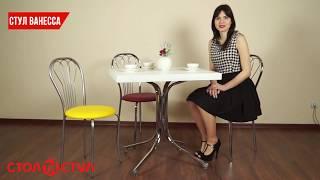 Стул для бара, кафе, ресторана Ванесса. Обзор стула от Стол и Стул