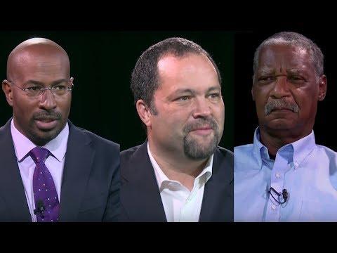 Ben Jealous, Van Jones and Eddie Conway on what Real Criminal Justice Reform Looks like