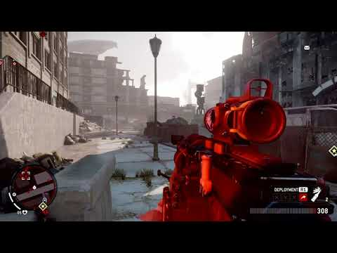 Homefront The Revolution game play |
