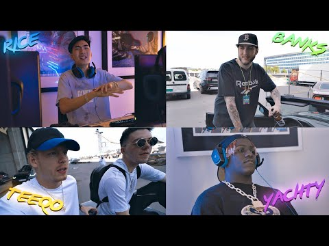 We went to Norway for THIS... w/ FaZe Adapt, Banks, Ricegum, Temperrr & Lil Yachty!