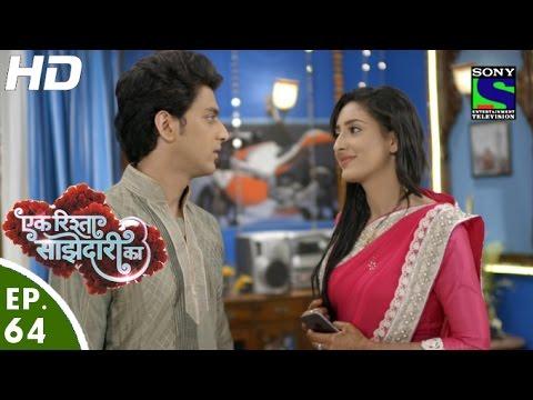 Download Ek Rishta Saajhedari Ka - एक रिश्ता साझेदारी का - Episode 64 - 3rd November, 2016