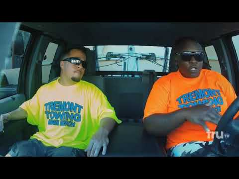South Beach Tow   Ride Along With The Tow Master