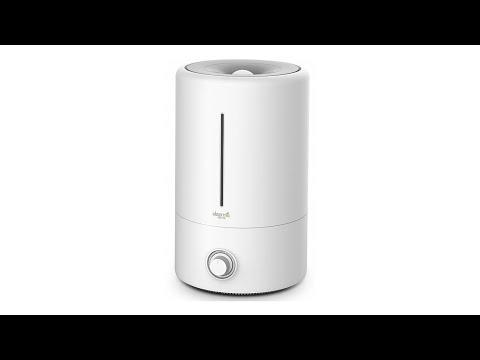 Зволожувач повітря Deerma Humidifier 5 л White (Міжнародна версія) (DEM-F628)