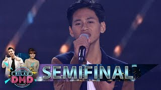 Nando 16 Tahun, Menyanyikan Lagu SEJUTA LUKA Dengan Penuh Penghayatan - Semifinal Kilau DMD (26/1)
