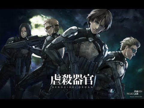 [Romaji Lyrics] EGOIST - Reloaded『Genocidal Organ』Theme Song ᴴᴰ