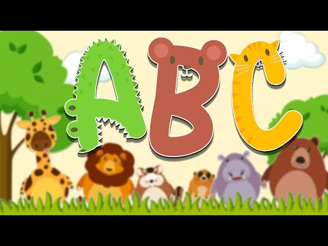 ABC Zoo Song - Phonics Song - Learning Song For Kids