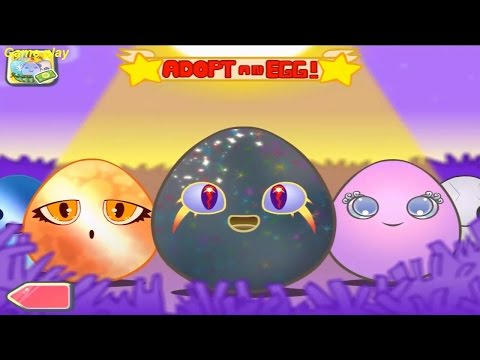 Egg Baby IPad GamePlay Great Makeover for Children HD