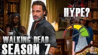 The Walking Dead Season 7 Mid-Season Premiere - Hype Scale!