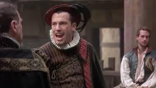 Shakespeare in Love/Best scene/Joseph Fiennes/Tom Wilkinson/Geoffrey Rush/Ben Affleck