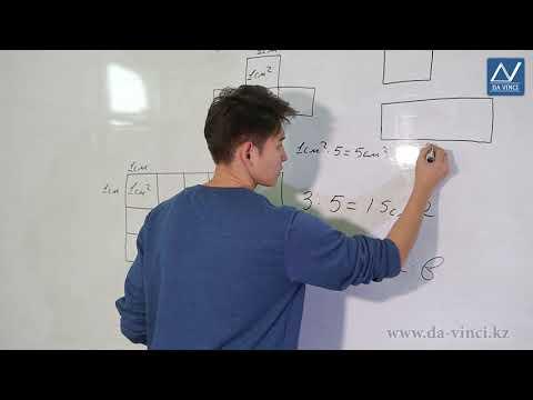 Как найти площадь прямоугольника 5 класс