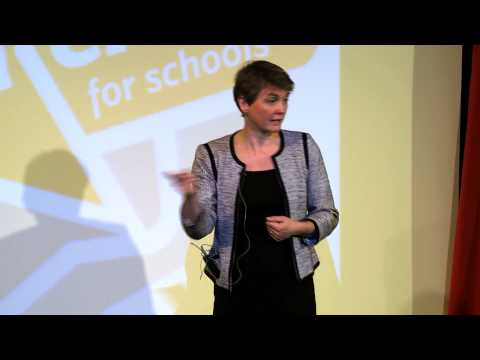Speakers for Schools: Yvette Cooper MP at Airedale Academy
