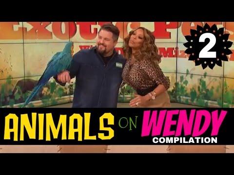 Wendy Williams Wild Animals Compilation 02