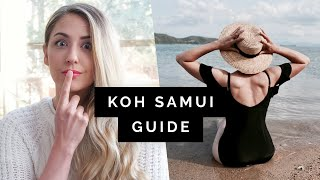 Where to stay in KOH SAMUI, Thailand | Little Grey Box