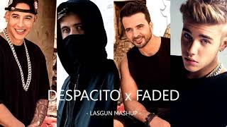 Despacito X Faded (1 Hour Mashup Version)