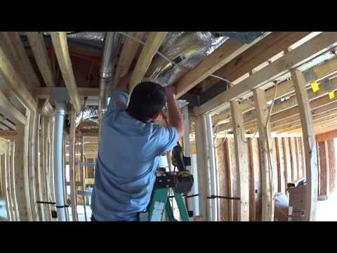 HVAC Installation: New Construction