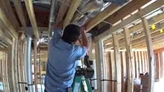 Video HVAC Installation: New Construction Is Nothing Like It Used To Be download MP3, 3GP, MP4, WEBM, AVI, FLV Agustus 2018