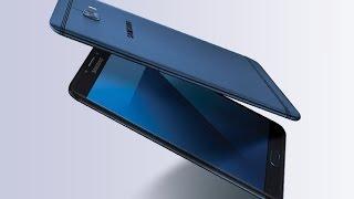 Unboxing Samsung Galaxy C7 pro (2017)