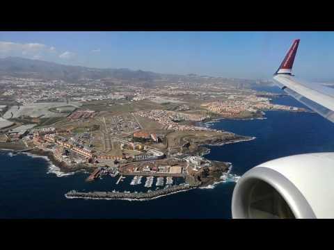 Norwegian Boeing 737-800 Oslo - Las Palmas