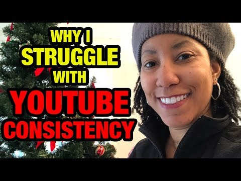 YouTube Fears & Upload Consistency Issues - Real Talk!