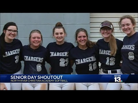 Senior Shoutouts: North River Christian Academy Softball