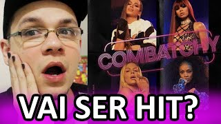 Baixar Anitta, Lexa, Luisa Sonza feat MC Rebecca - Combatchy (Official Music Video) | REACTION