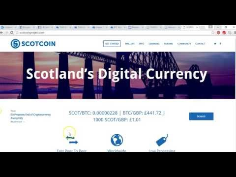 Scotcoin review - why I like this cryptocurrency