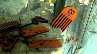 Оригинальная бижутерия из дерева от