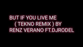 But If You Leave Me (Tekno) DjRodel Remix