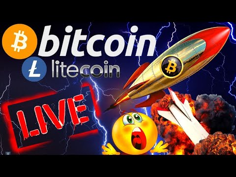 🔥BITCOIN and LITECOIN WILL THE RALLY CONTINUE?🔥btc ltc price prediction, analysis, news, trading