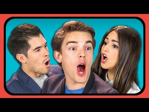 Thumbnail: YouTubers React to Oddly UNsatisfying Compilation