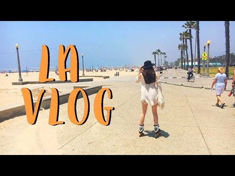 3 DAYS IN LA ☽ Hollywood, Santa Monica, Beverly Hills