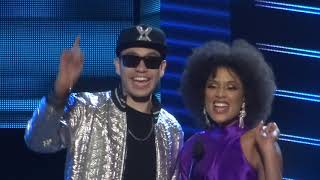 "ZION Y LENNOX ""HOLA"" @ 2018 LATIN AMERICAN MUSIC AWARDS PT.13/43"