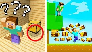 7 Ways to Make New Players Quit Minecraft!