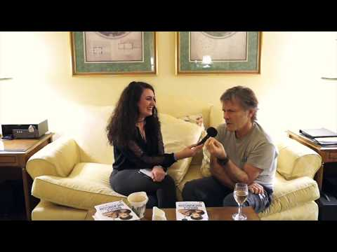 Bruce Dickinson Interview Iron Maiden COMEBACKSTAGE