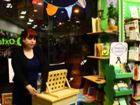 Oxfam Books Reading: Agatha Christie